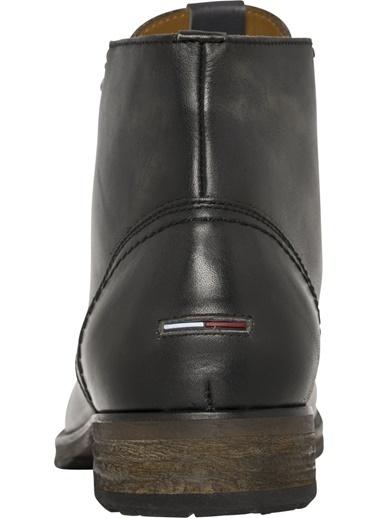 Tommy Hilfiger Erkek Dressy Leather Lace U Bot EM0EM00136 Renkli